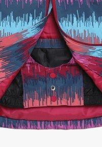Color Kids - DIKSON PADDED JACKET - Lyžařská bunda - super pink - 4