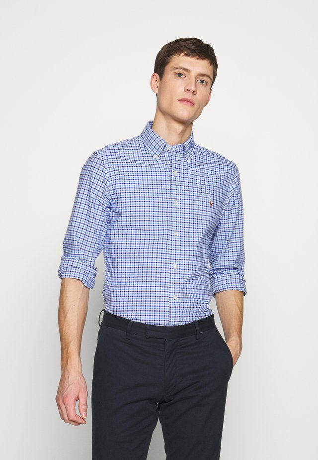 OXFORD - Shirt - blue/navy