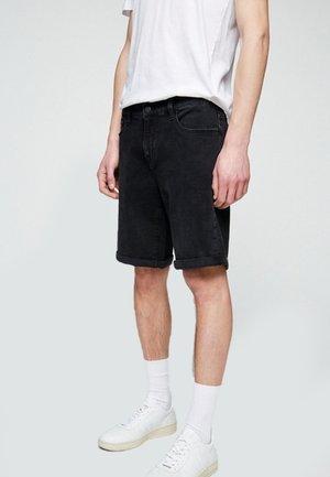 NAAIL - Denim shorts - black