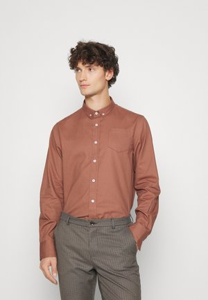 SHELBY - Shirt - brown