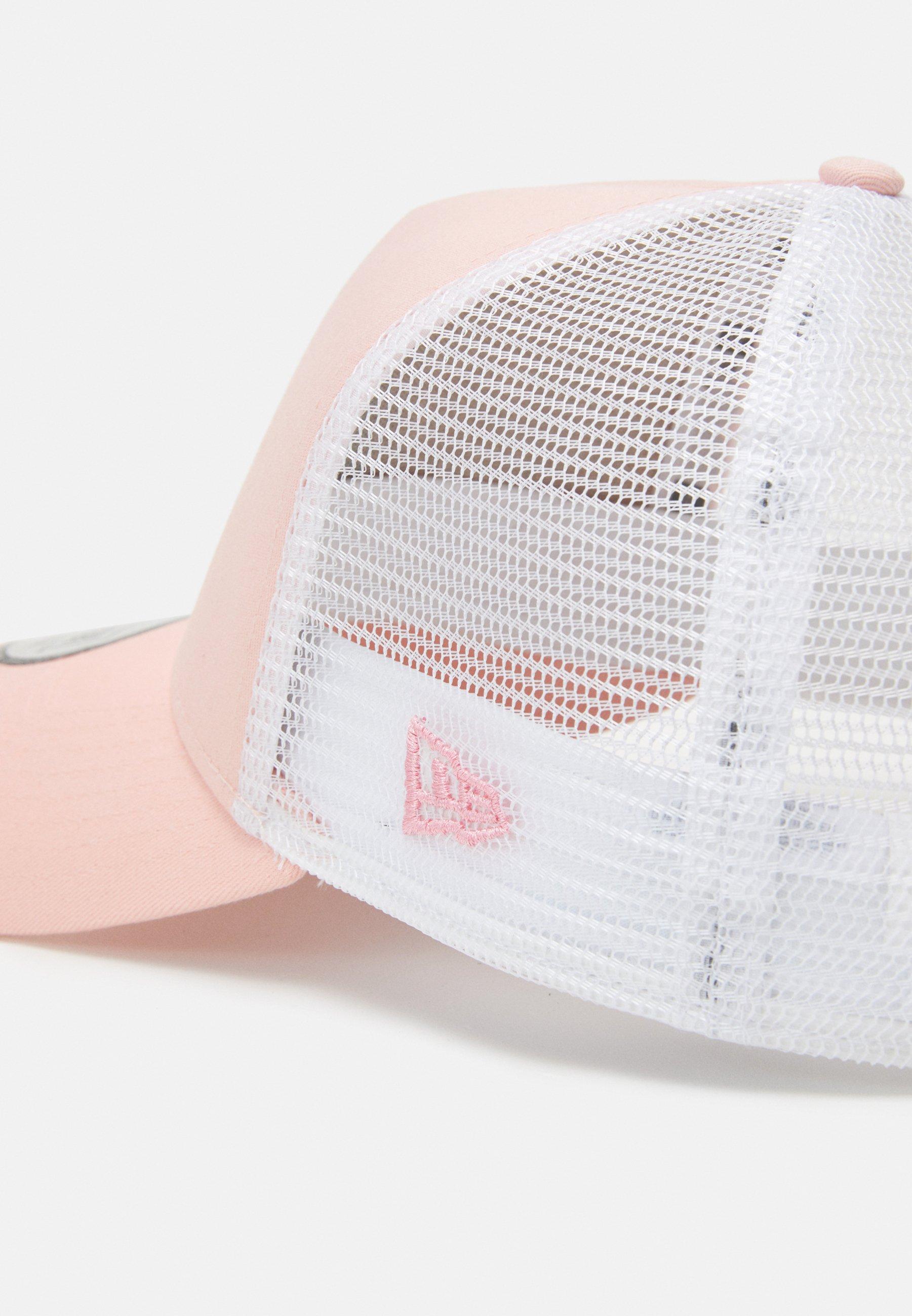 New Era League Essential Trucker - Cap Pink/white/pink