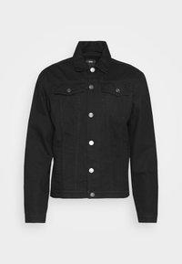 274 - JACKET - Denim jacket - black - 3
