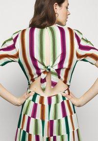 Diane von Furstenberg - ZADIE - Denní šaty - multicolor - 7