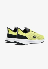 Lacoste - Baskets basses - yellow - 2