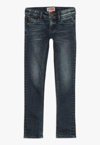 Vingino - ABELIA - Jeans Skinny Fit - dark used - 0