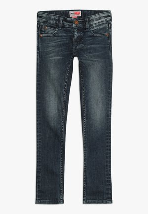 ABELIA - Jeans Skinny Fit - dark used
