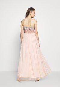 Lace & Beads - CELIA MAXI - Suknia balowa - nude - 2