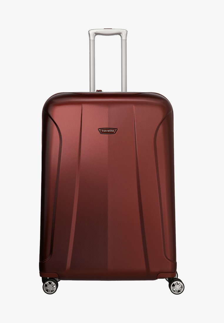Travelite - ELBE - Wheeled suitcase - red