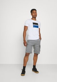 Antony Morato - SLIM FIT WITH LOGO  - Print T-shirt - bianco - 1