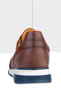 Van Lier - Trainers - cognac - 2