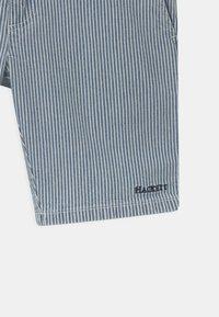 Hackett London - STRIPE  - Shorts - blue/white - 2