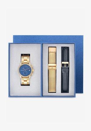 Kronografklockor - rose gold-blue