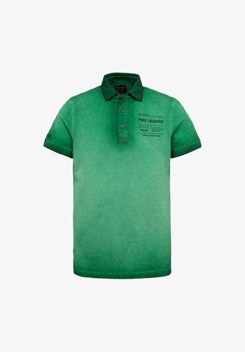 Polo shirt - verdant green