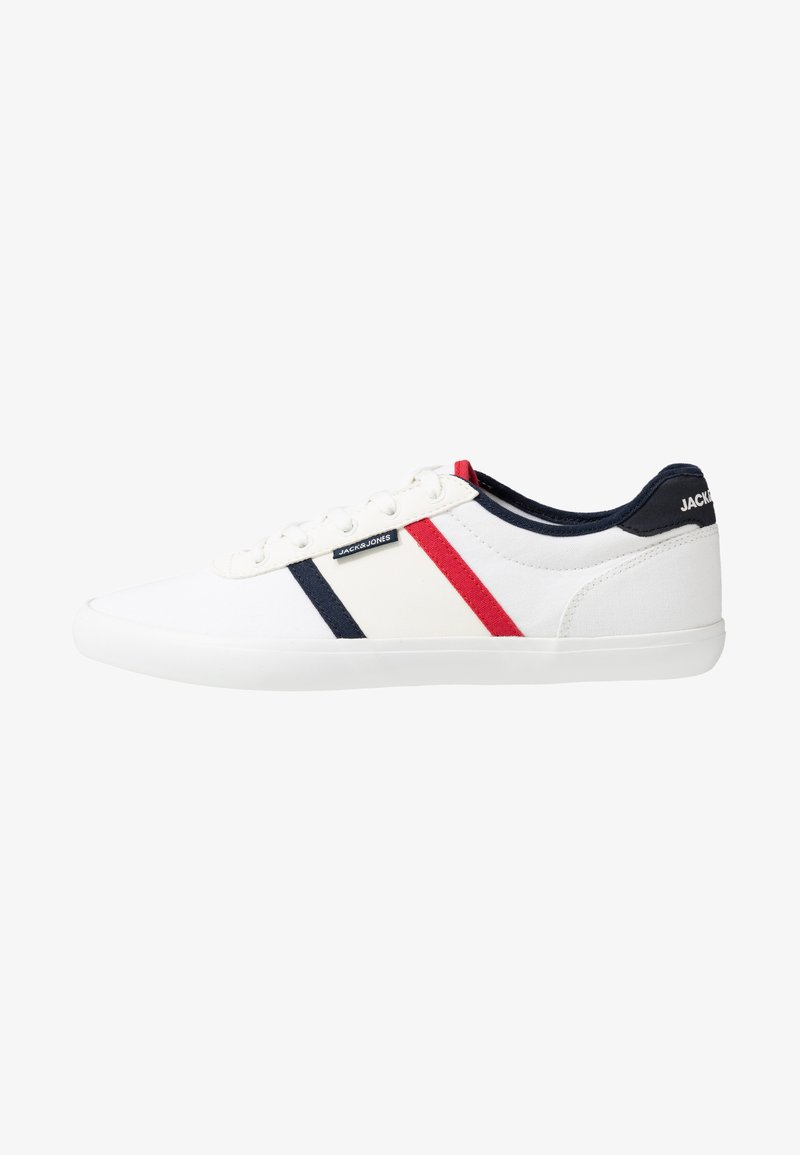Jack & Jones - JFWLOGAN POP  - Sneakersy niskie - bright white