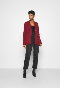 EDITED - ELIANDRO  - Cardigan - burnt russet - 1