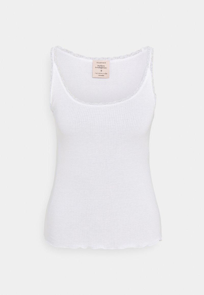 Rosemunde - BY BARBARA KRISTOFFERSEN - Top - new white