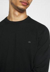 Calvin Klein Tailored - Jumper - black - 4