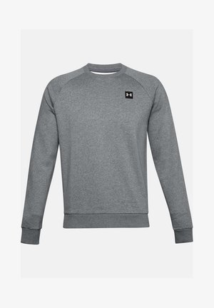 RIVAL  - Sudadera - pitch gray light heather