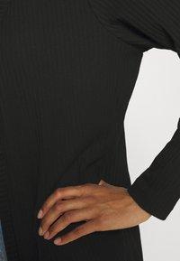 ONLY - ONLNELLA LONG CARDIGAN - Cardigan - black - 4