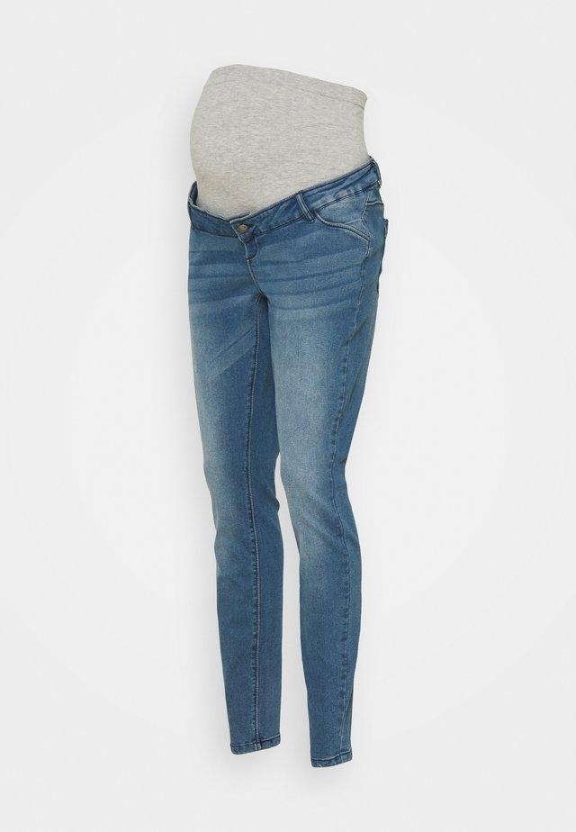 MLSARNIA - Jeans Slim Fit - medium blue denim