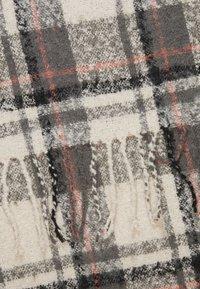 Anna Field - Sjal - mottled dark grey - 2