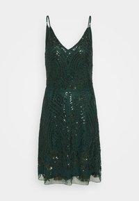 Molly Bracken - LADIES DRESS - Cocktail dress / Party dress - dark green - 0