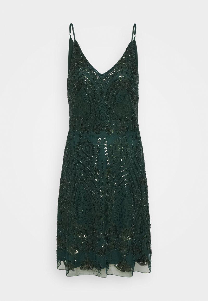 Molly Bracken - LADIES DRESS - Cocktail dress / Party dress - dark green