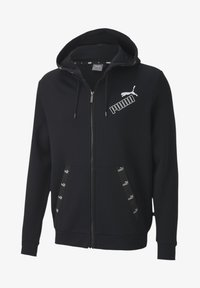 Puma - Zip-up hoodie - black - 3