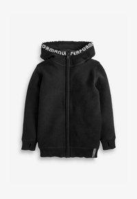Next - Zip-up hoodie - black - 0