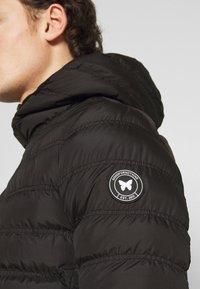 Good For Nothing - LOFTON PUFFER - Light jacket - black - 5