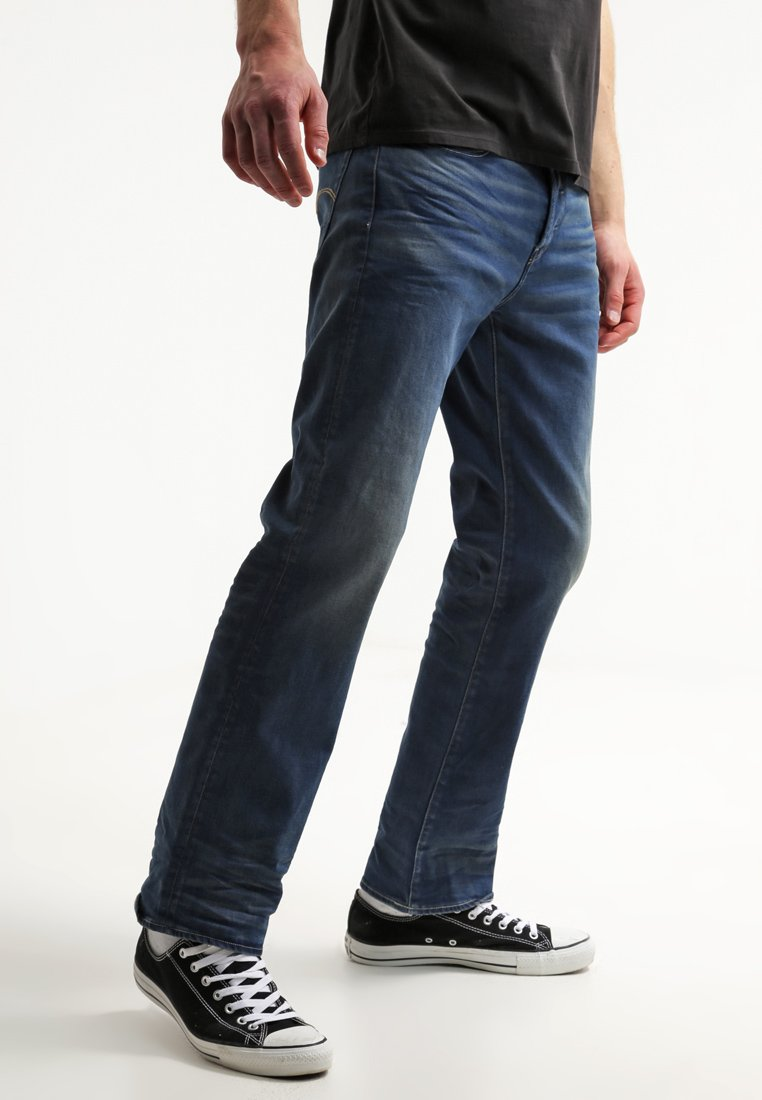 G-Star - 3301 LOOSE - Relaxed fit -farkut - firro denim