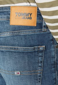 Tommy Jeans - SCANTON SLIM DENIM  - Shorts di jeans - hampton - 4