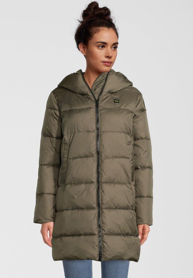 TRENCH - Winter coat - dark green