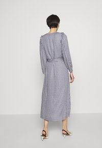 Mother of Pearl - GABBY - Maxi dress - navy/white - 2