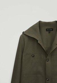 Massimo Dutti - Summer jacket - green - 3