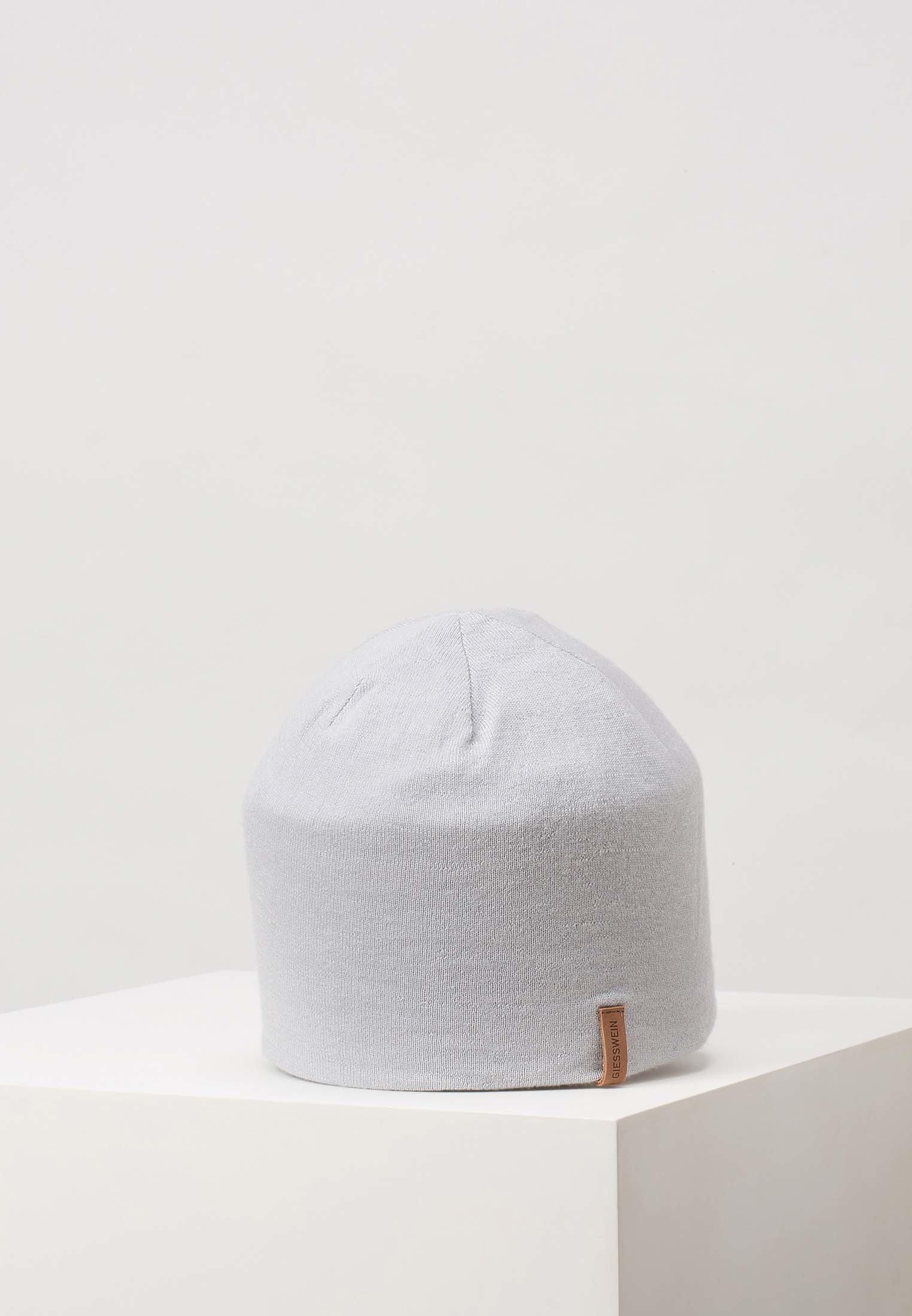 Giesswein Gehrenspitze - Mütze Marble/hellgrau