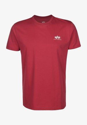Basic T-shirt - rbf red