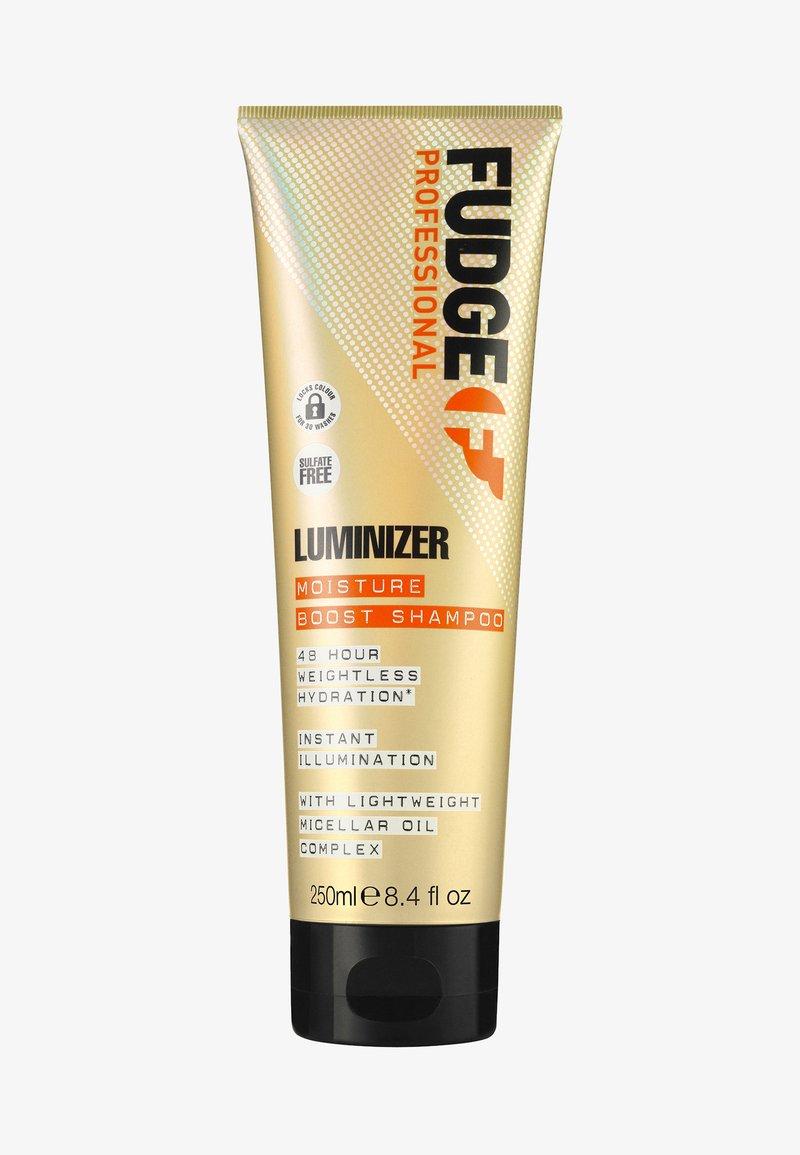 Fudge - LUMINIZER MOISTURE BOOST SHAMPOO - Shampoo - -