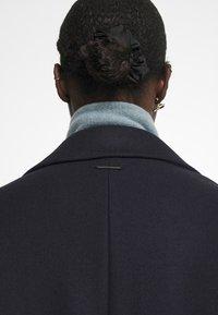 s.Oliver - langarm - Classic coat - navy - 4