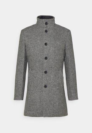 2-IN-1 - Short coat - grey
