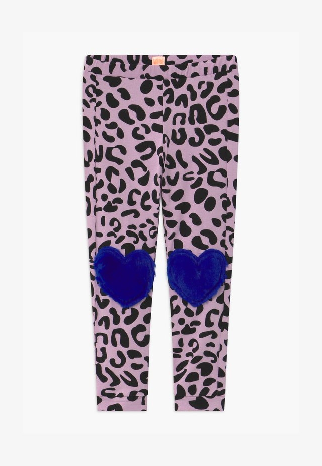 SWEET KNEES - Legging - purple