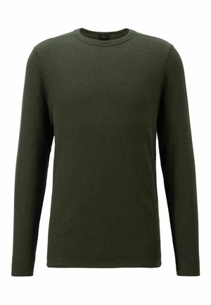 TEMPFLASH - Long sleeved top - open green