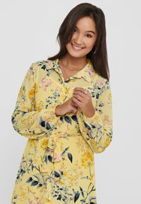 ONLY - ONLLEXY  - Robe chemise - pineapple slice - 3