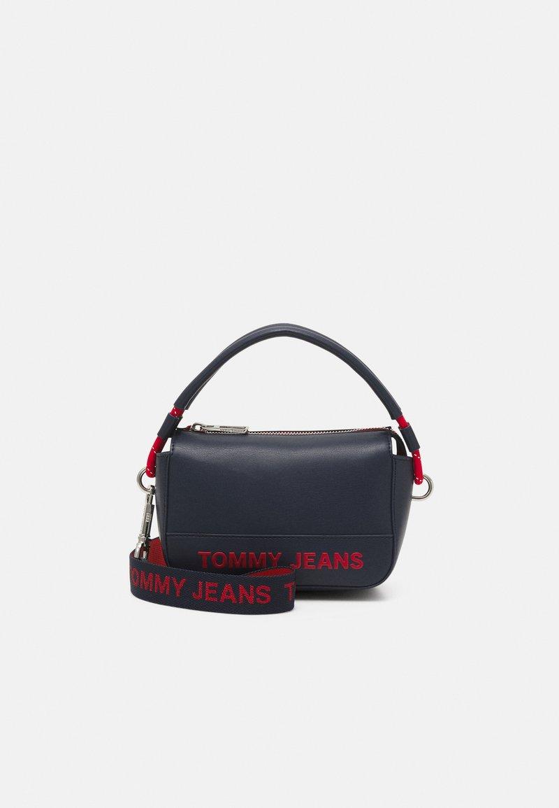 Tommy Jeans - FEMME CROSSOVER - Handbag - blue