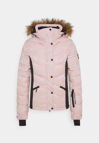 Superdry - SNOW LUXE PUFFER - Skijakke - pink - 7