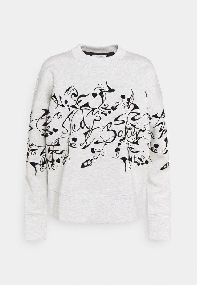 Sweater - cream