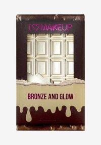I Heart Revolution - I HEART CHOCOLATE BRONZE AND GLOW - Eyeshadow palette - bronze - 3