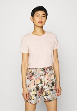 CINDY REGULAR - Basic T-shirt - cameo