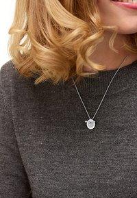 JETTE - Necklace - silver-coloured - 0