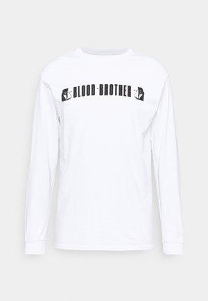 CICERO TEE - Long sleeved top - white